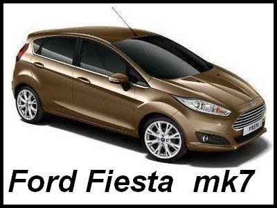 Ford Fiesta Mk7 Tomotomo